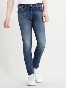 Genuine-Levis-512-Slim-Taper-Fit-Stretch-Mens-Denim-Jeans-Blue-Slim-Taper