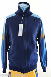 Details zu DDR Trainingsjacke Vintage 70er80er Originals Old School SPORETT