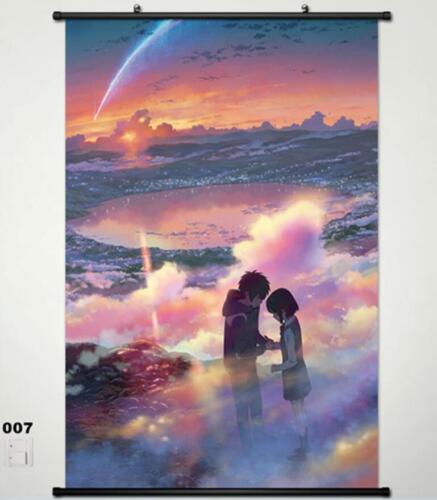taki Miyamizu Mitsuha Home Decor Poster Wall Scroll New Year Gift 007 Your Name