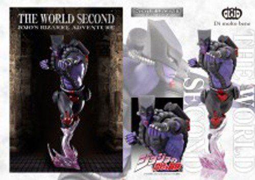 NEW Statue Legend  Jojo'S Bizarre Adventure    Part Iii The World Second F S a37bf6