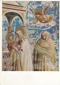 GIOTTO Capella degli Scrovegni, Presentazione di Gesù al tempo ngl G0644
