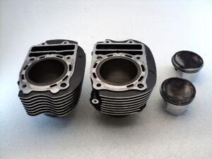 Kawasaki-Vulcan-VN900-VN-900-7554-Cylinder-Jugs-Barrels-amp-Pistons