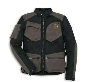 DUCATI-Spidi-URBAN-RAID-Textiljacke-Tex-Jacke-Jacket-Scrambler-NEU