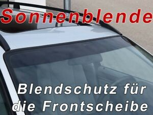 BMW-1er-E87-Blendstreifen-Sonnenblende-ohne-Regensensor