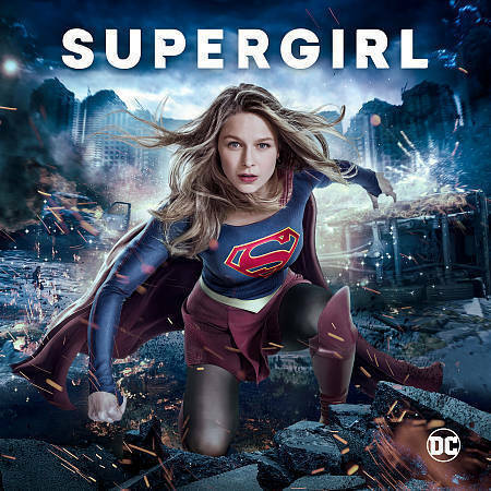 Supergirl: The Complete Third Season (DVD, 2018)