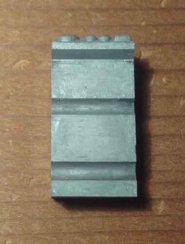 For Hot Foil Stamp Machine On 18 Pt Body Kingsley 3 LEAF CLOVER..