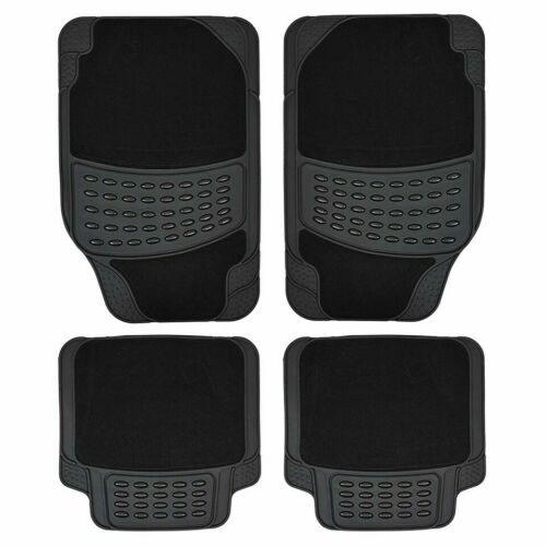 Rubber and Carpet Floor Mats Protectors Hyundai Getz 2002-2010