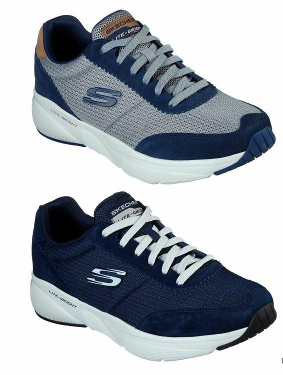 SKECHERS zapatos GINNASTICA hombres MERIDIAN LOCHMOOR zapatillas COMODA FITNESS
