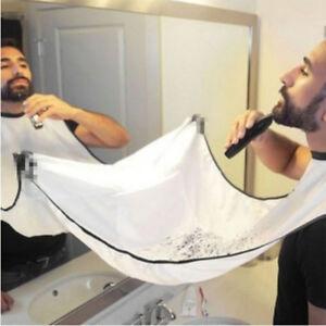 Tablier Rasage Poil Cheveux Moustache Barbe Epilation Bavette Ramasse Poils