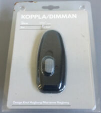 """DIMMA Ikea Dimmer Switch NEW 78 3//4/"""" Cord 300W Max AA-141493-4"""