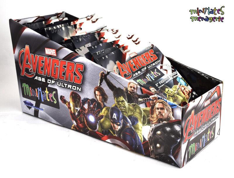 Marvel avengers minimates alter ultron film armee mllhalde versiegelt bei 18.