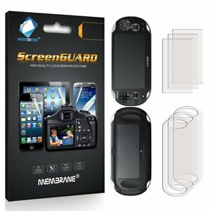 3-FRONT-3-BACK-Screen-Protector-Protect-Sony-PlayStation-PS-Vita-Slim-PCH-2000