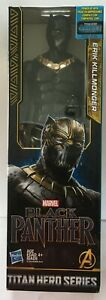 Marvel-Black-Panther-Titan-Hero-serie-12-in-environ-30-48-cm-Erik-Killmonger-BRAND-NEW