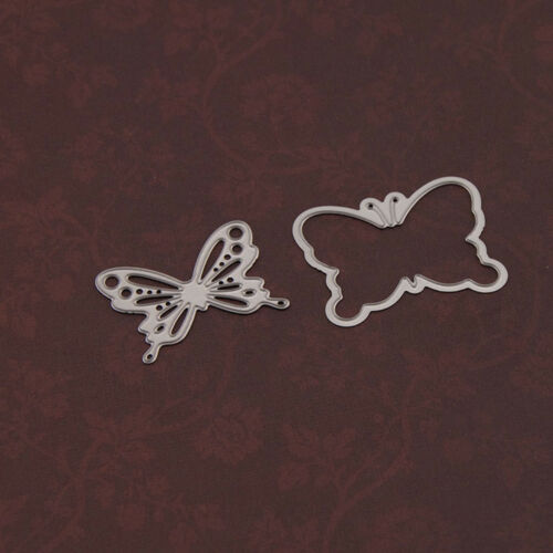 butterfly Metal Cutting Dies Stencil Scrapbooking Paper Card Embossing CraftZPG