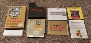 The-Legend-of-Zelda-Nintendo-NES-Gold-Complete-Box-Map-Instruction-Manual-CIB