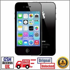 Apple iPhone 4 - 8GB-Nero (Sbloccato) Smartphone