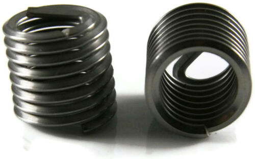 Stainless Steel Helicoil Thread Insert #6-32 x 2 Diameter Qty-25