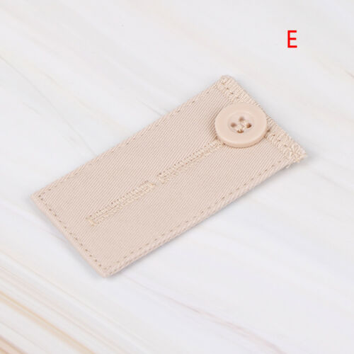 1Pc Pant Extender Belt with Button Trousers Extender for Tight Garment Decor Pip
