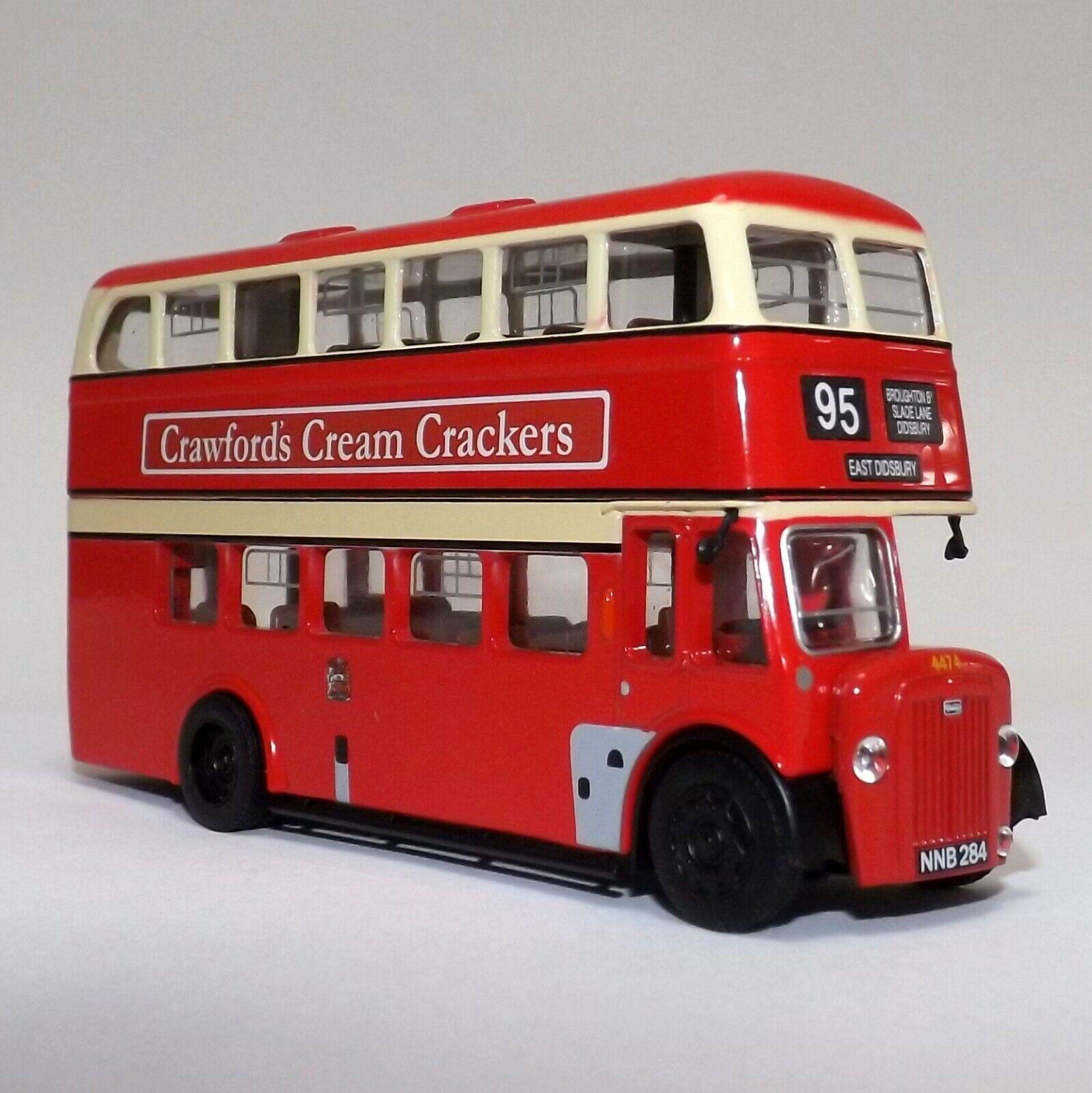 nueva gama alta exclusiva Souvenir Souvenir Souvenir de Manchester Modelo 1950s Tipo de bus RTE 95 East Didsbury por modelos hacia adelante  ofrecemos varias marcas famosas