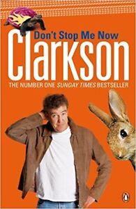 Jeremy-Clarkson-Don-039-T-Stop-Me-Now-Tout-Neuf-Livraison-Gratuite-Ru