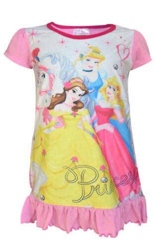 Disney Princesse Frozen Elsa Anna Shopkins Tatty Teddy Filles Chemise De Nuit
