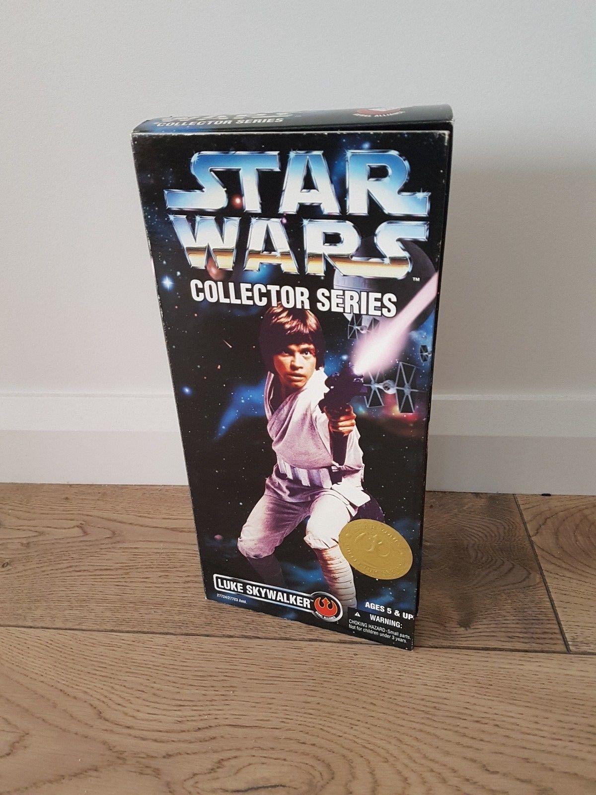 Star Wars Collector Series 12'' Luke Skywalker figure Brand New