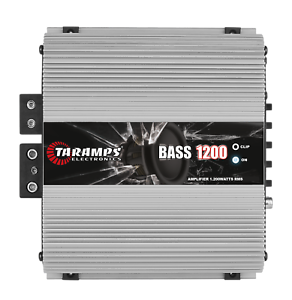 Image Is Loading Taramps B 1200  Channel Amp 1200