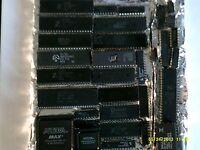 Memotech MTX or MSX : Kit of ICs for DIY Microcomputer Homebrew Builders
