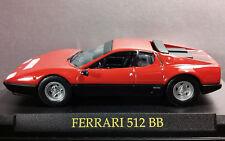 1/43 Ferrari 512 BB Ferrari Collection De Farrbi Altaya IXO