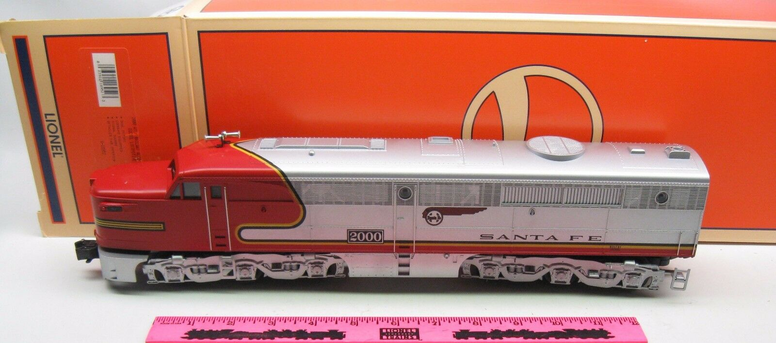 Lionel  18952 ATSF Railway Alco PA-1 2000 Diesel Locomotive