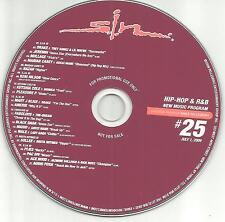 PROMO CD w/ RARE MARIAH CAREY HIP HOP MIX & Lady Gaga MARY J BLIGE Lil Wayne