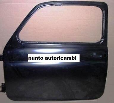 R  SINISTRA  SX NUOVA L PORTA FIAT 500 F