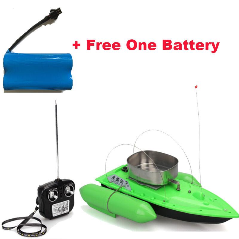 Boat Carp Bait Casting 6400mAh Drop Angelhaken Linie 300M RemoteControl 6400mAh Casting Batterie 8e8e42