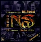 The Best of Nas [PA] by J. Period/Nas (CD, Feb-2013, RBC)