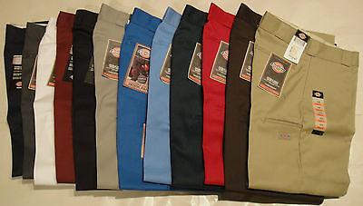 30 32 NWT DICKIES Mens 23214 Loose Fit Cargo Pants Waist 46 48 Inseam