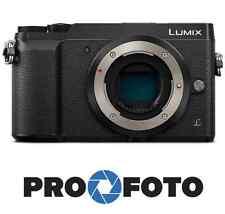 Panasonic Lumix DMC-GX80 Digital Camera Body  Black