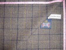 Kiton 100% WOOL JACKETING FABRIC MADE IN SCOTLAND EXPRESSLY FOR KITON – 1.11 m.