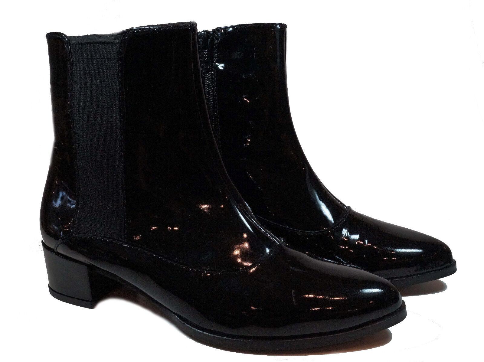 GADEA und Stiefelleten Lack Gr. 37, und GADEA schwarz Leder NEU 5ad71a