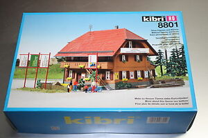 Kibri-8801-Bausatz-Landhaus-Heimatstube-Spur-H0-OVP