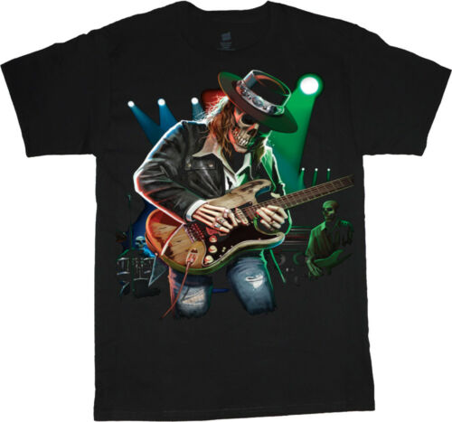 Texas Blues Guitar Design Guitarist Gifts Bigmen Tee Big /& Tall T-shirt