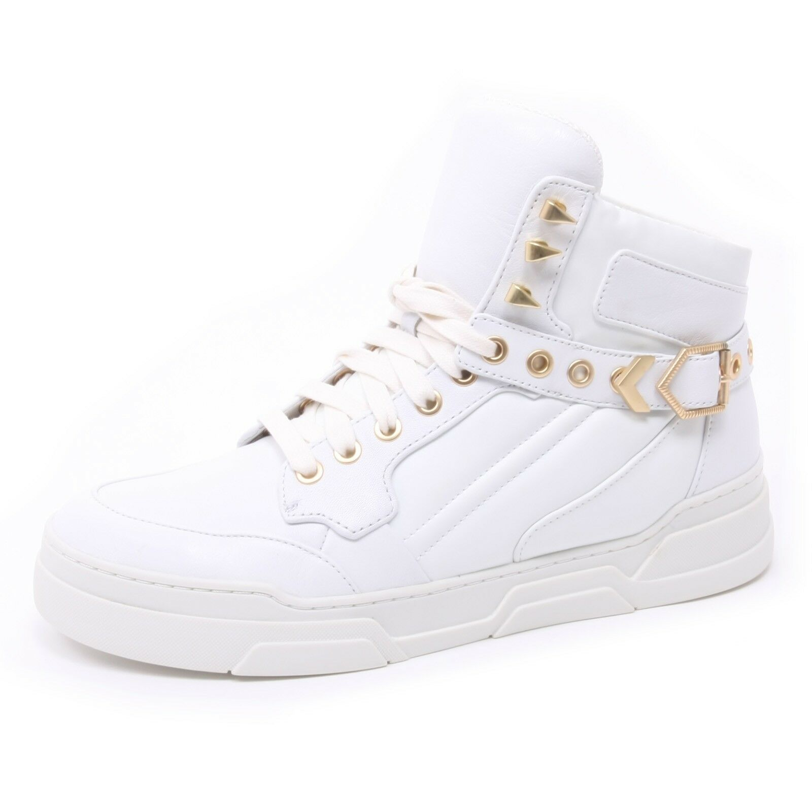 B3857 scarpe da ginnastica donna ASH FLASH BIS BIS BIS scarpa alta bianca scarpe woman efd5ce