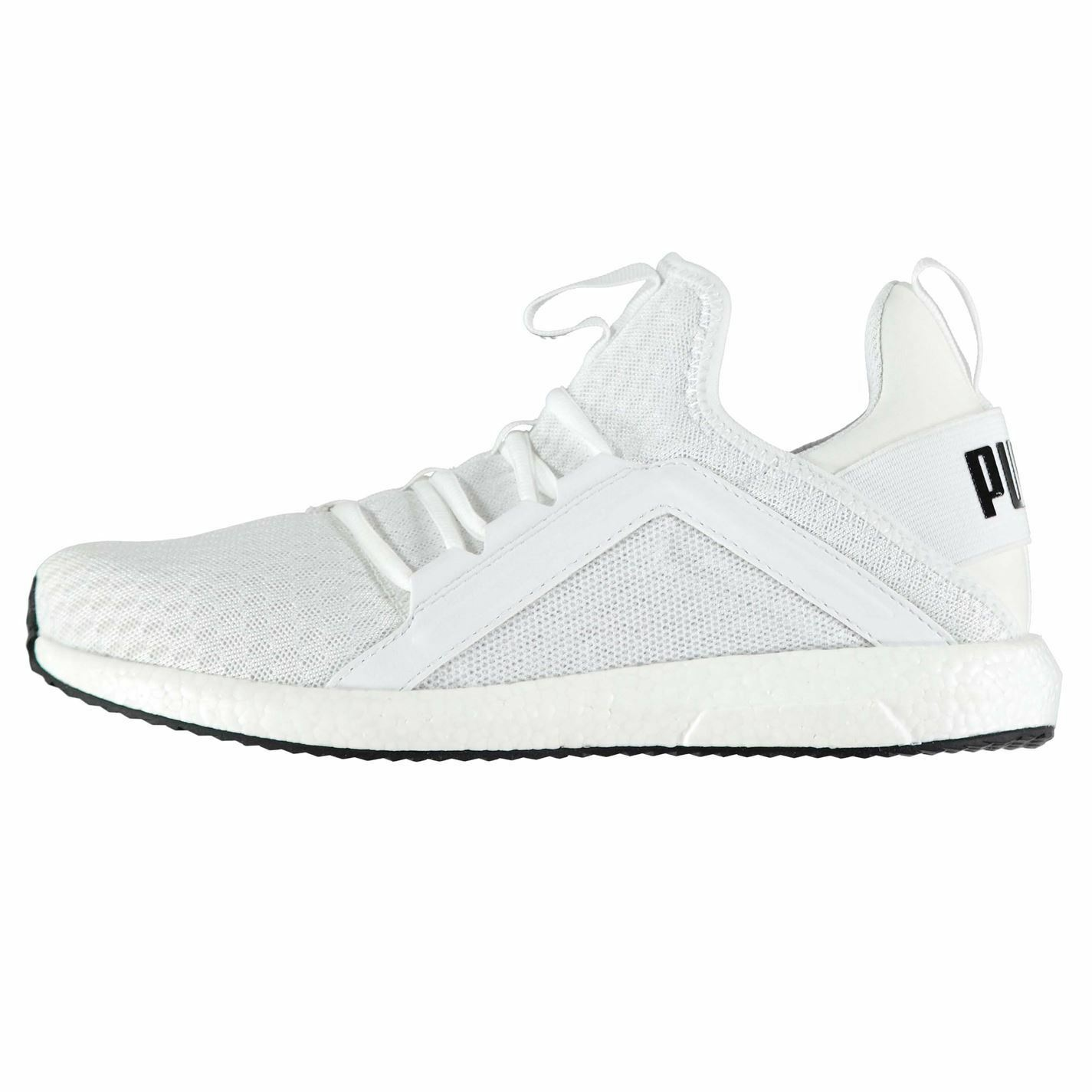 20d972c0118c Puma Mega NRGY Running shoes Womens Jogging Trainers Sneakers White ...