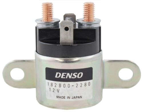 OEM Denso Control Relay//Solenoid 12 Volt 4 Terminal Can Am starter 182800-2280