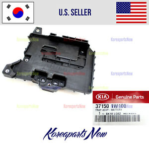 Image Is Loading Engine Bay Battery Tray Genuine 371501w100 Kia Rio