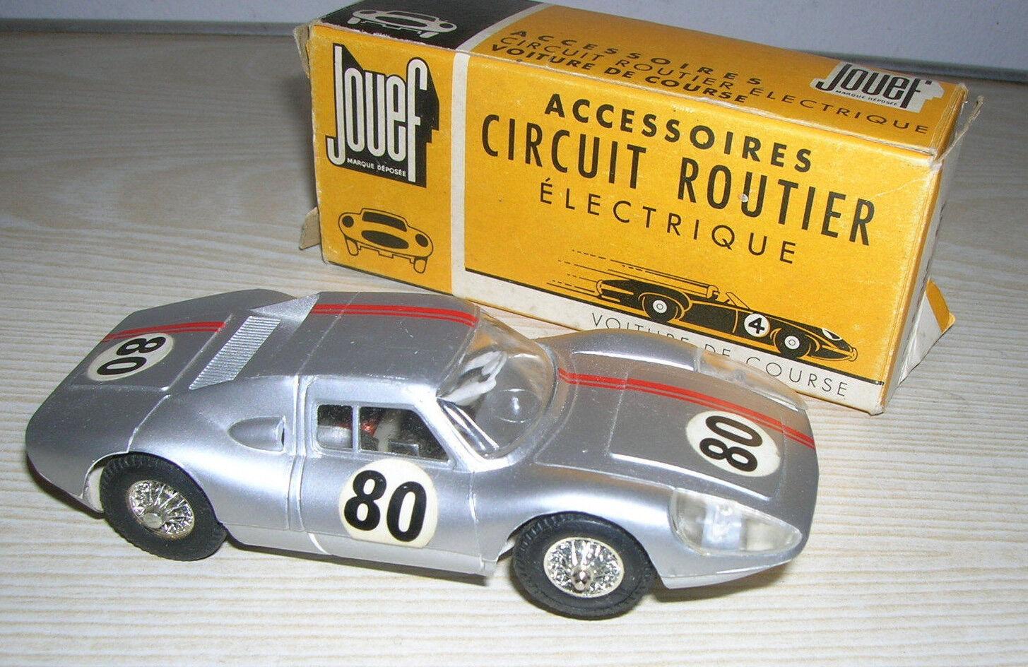 Jahr SMasse voiture - Jouef SMasse voiture 55801 PORSCHE GT -  near mint Box  60er Jahre