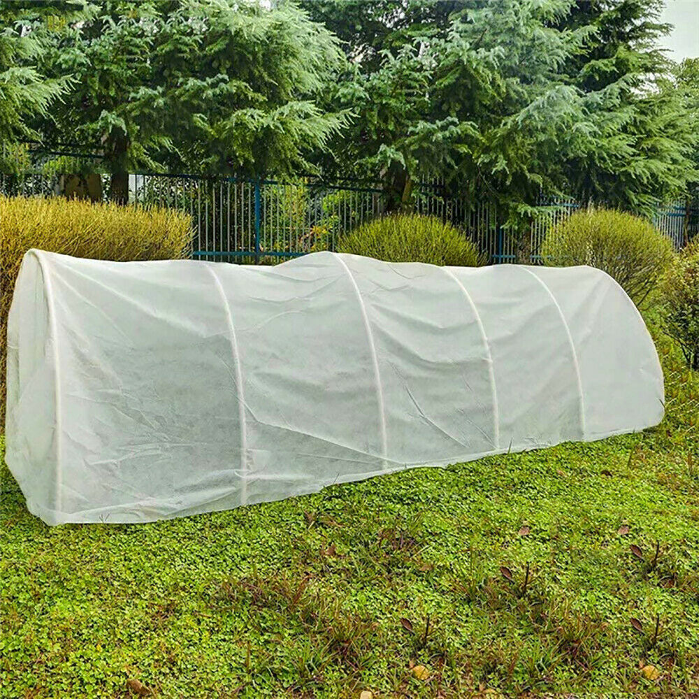 Plant Frost-Proof Cover Cold-Proof Cloth Plant Protection Cover Non-Woven White