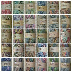DK-Knitting-Wool-100g-Drifter-DK-Double-Knitting-Knitting-Wool-Yarn-King-Cole