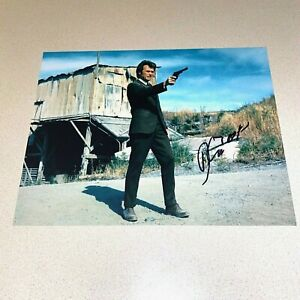 CLINT-EASTWOOD-signed-autographed-11X14-PHOTO-DIRTY-HARRY-OUTLAW-JOSEY-WALES