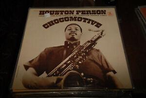 Houston-Person-LP-Chocomotive-Cedar-Walton-Prestige-VG-amazing-purple-lbl
