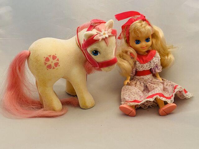 Vintage 1986 My Little Pony Megan Sundance Version 1 2 Hasbro Mib Original For Sale Online Ebay